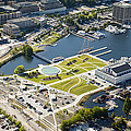 Lake Union Park And Museum Of History by Andrew Buchanan/SLP