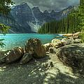 Lake View by Diane Dugas