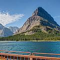 Lake View by John M Bailey