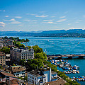 Lake Zurich by Anthony Doudt