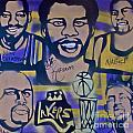 Laker Love by Tony B Conscious