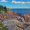 Lakies Head In Cape Breton Highlands Np-ns by Ruth Hager