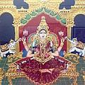 Lakshmi by Jayashree