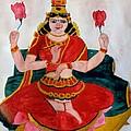 Lakshmi by Pratyasha Nithin
