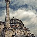 laleli Mosque 06 by Antony McAulay
