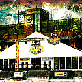 Lambeau Field - Tundra Tailgate Zone by Joel Witmeyer
