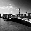 lambeth bridge over the river thames central London England UK by Joe Fox