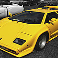 Lamborghini Countach by Chris Day