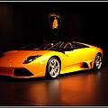 Lamborghini by Davandra Cribbie