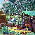 Lamb's Barn by Douglas Turner