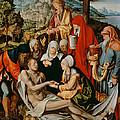 Lamentation For Christ by Albrecht Durer or Duerer