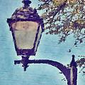 Lamp Post by David G Paul