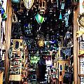 Lamp Shop by Hannah Rose