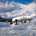Lan Cargo Boeing 777 by Rene Triay Photography