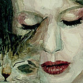 Lana Del Rey And A Friend  by Paul Lovering