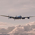 Lancaster - Summer Dawn by Pat Speirs