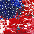 Land Of Liberty by Luz Elena Aponte