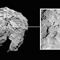 Landing Site On Comet 67pc-g In Context by Science Source