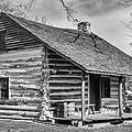 Landow Log Cabin by Guy Whiteley