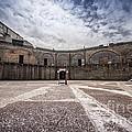 Landquard Fort by Svetlana Sewell