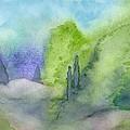 Landscape 3 by Christina Rahm Galanis