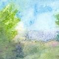 Landscape 4 by Ingela Christina Rahm