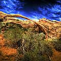 Landscape Arch by Fred Adsit