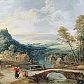 Landscape by Joos or Josse de, The Younger Momper