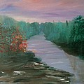 River Dreamscape by Laura Inniger
