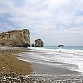 Seascape  Paphos Cyprus by Michalakis Ppalis