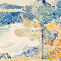 Landscape. Saint Clair by Henri-Edmond Cross