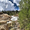 Alluvial Fan Colorado by Dan Sproul