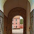 Landskrona Citadel Entrance by Antony McAulay