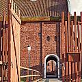 Landskrona Citadel In Sweden by Sophie McAulay