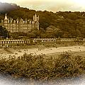 Langland Bay Gower Wales by John Colley