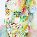 Langston Hughes by Fabrizio Cassetta