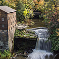 Lantermans Mill by Dale Kincaid