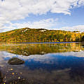 Lantern Hill Pond - North Stonington Ct by Kirkodd Photography Of New England