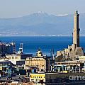 Lanterna - Lighthouse In Genova by Antonio Scarpi