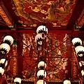 Lanterns And Dragons by Venetta Archer