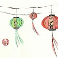 Lanterns by Terri Harris