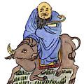 Lao-tzu (c604-531 B by Granger