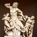 Laocoon And Sons by Ellen Henneke