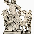 Laocoon With His Sons. 1st C. Bc by Everett