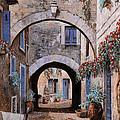 L'arco Del Diavolo by Guido Borelli