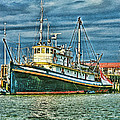 Large Fishing Boat Hdr by Randy Harris