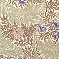 Larkspur Design by William Morris