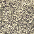 Larkspur Wallpaper Design by William Morris