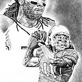 Larry Fitzgerald by Jonathan Tooley