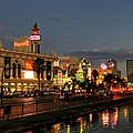 Las Vegas 36 by Lance Vaughn